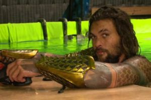 'Aquaman' Gets First Look 'Leak' With Footage Posted By Director Zack Snyder