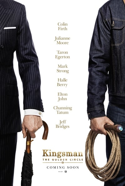 KINGSMAN: THE GOLDEN CIRCLE - FIRST Trailer Released