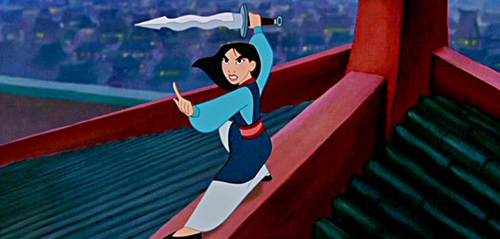 Disney's Mulan Will Not Have Their Typical Dance/Music Numbers In The Live-Action Movie