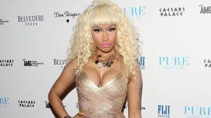 Nicki Minaj Redoing Her 'No Frauds' Video Scenes