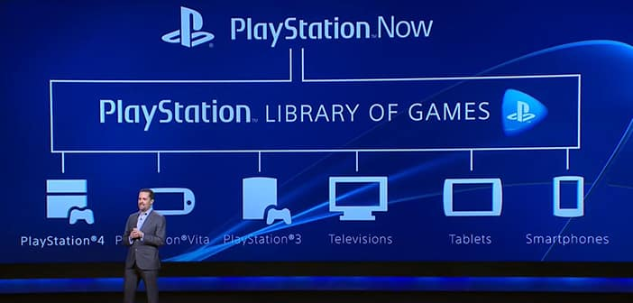 PlayStation 4 Games Will Soon Be Playable From Sony's PC Streaming Service 'Playstation Now'
