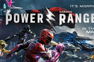 CLOSED--SABAN'S POWER RANGERS - Advance Screening Giveaway 2