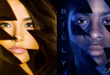 Power Rangers - Interview With Becky G & RJ Cyler - ZayZay.Com