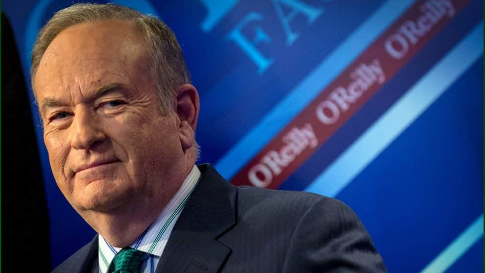 Bill O'Reilly scandal at fox news
