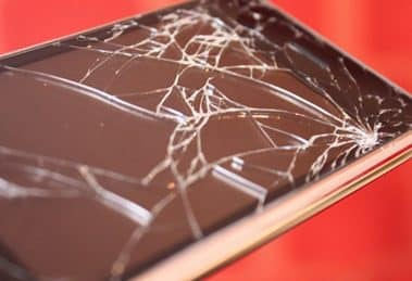 dropped phone can now self repair
