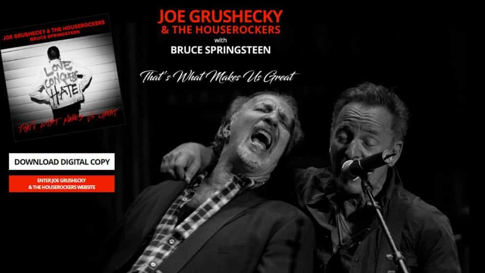 Bruce Springsteen & Joe Gruschecky_That's What Makes Us Great
