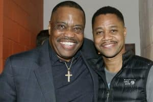 Cuba Gooding Sr found deceased in car