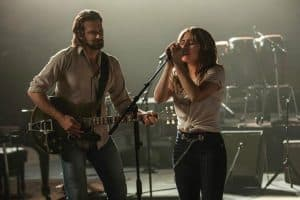 Warner Bros is shooting concert scenes from A Star Is Born at Coachella with Bradley Cooper and Lady Gaga