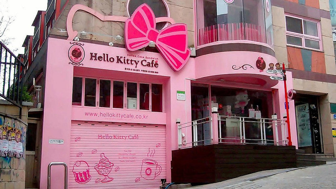 Hello Kitty Cafe Gets Its First Permanent Address In The U
