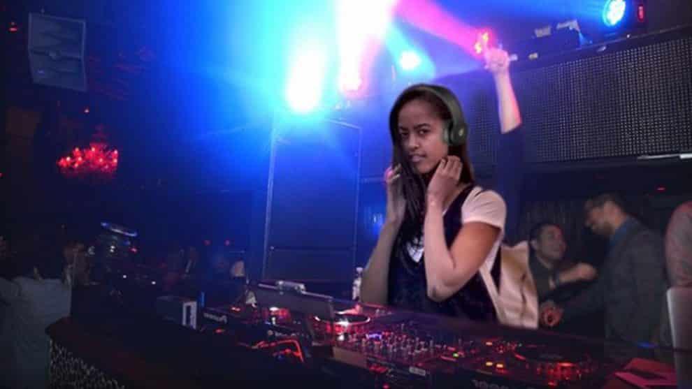 Malia Obama Readying Her Debut As A DJ At Hakkasan