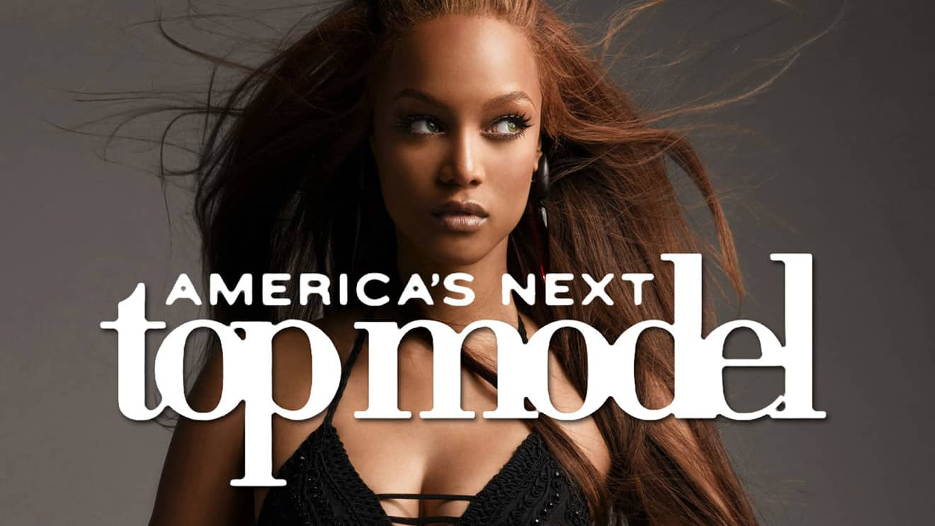 Tyra banks drops the 27 year old age limit off for for Top mobel