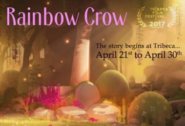 Virtual Reality Series 'Rainbow Crow'