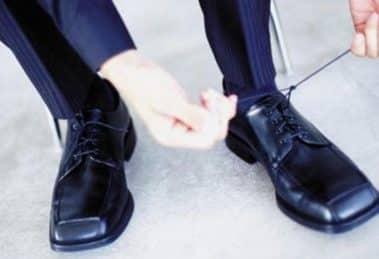 Men's square toe shoes unpopular