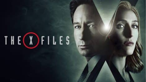 The X Files Mulder and Scully