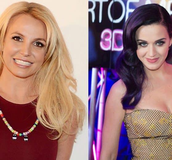 Britney Spears_Katy Perry