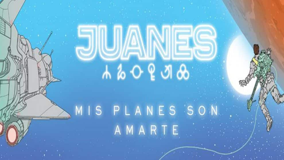 JUANES Has Released - GOODBYE FOR NOW