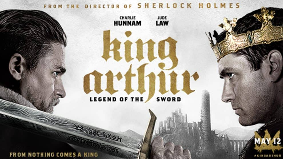 KING ARTHUR_LEGEND OF THE SWORD main cover