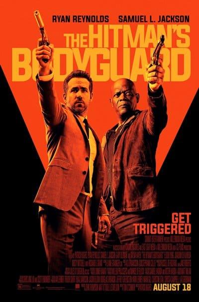 The Hitman's Bodyguard (2017) poster