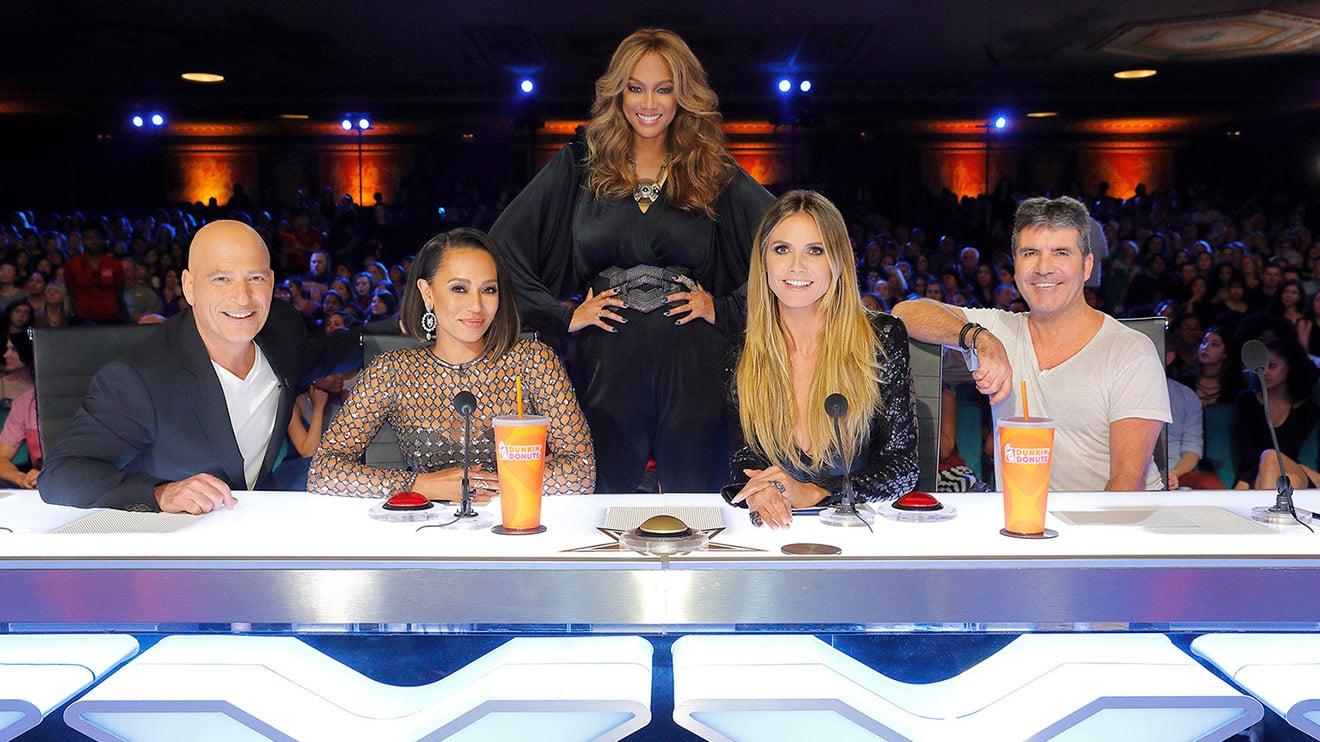 Americas Got Talent 2017 First Episode