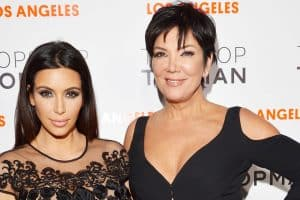 Kris jenner offers to be kim kardashian's surrogate