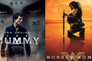 the Mummy 2017 and Wonder Woman Movie London premieres cancelled