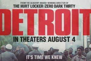 Detroit movie banner