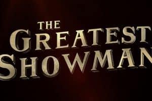 Greatest Showman - title