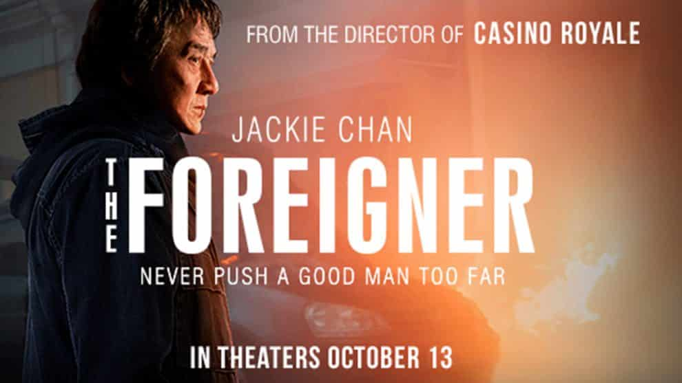 Movie - The Foreigner Jackie Chan's Latest Movie | Novel ...