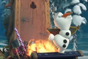 FRZOEN spinoff - olaf adventure