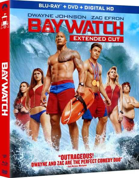 Baywatch Box Art