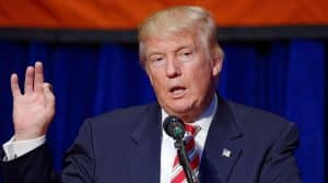 Donald Trump trans military ban