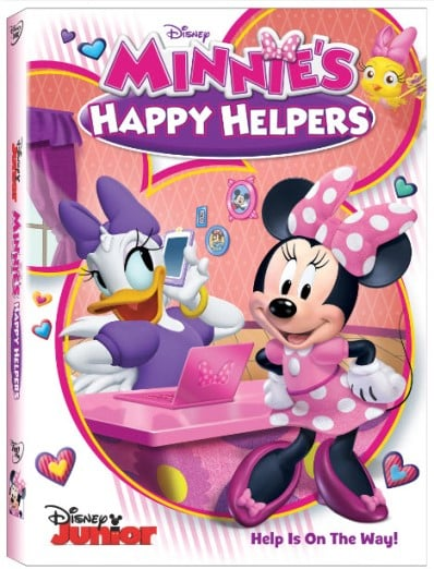 Minnie's Happy Helpers Box Art