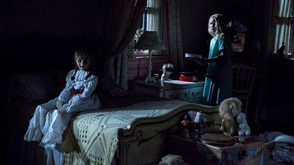 Talitha Bateman in Annabelle_Creation - 2017
