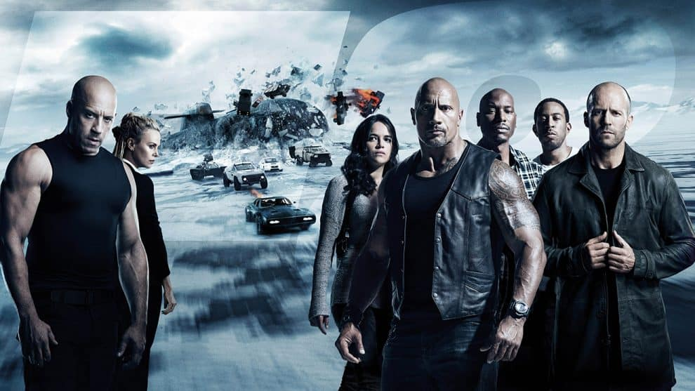 fate of the furious giveaway