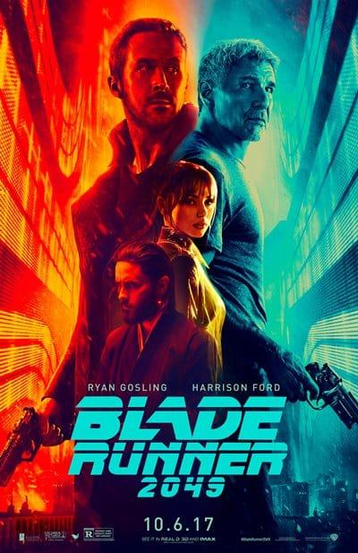 Blade Runner 2049 - new poster