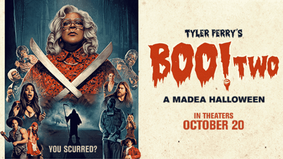 You Scurred? ICYMI, Catch the #Boo2! A Madea Halloween Trailer ...