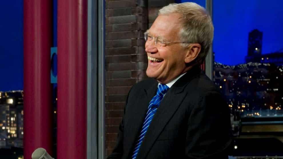 Dave Letterman returning