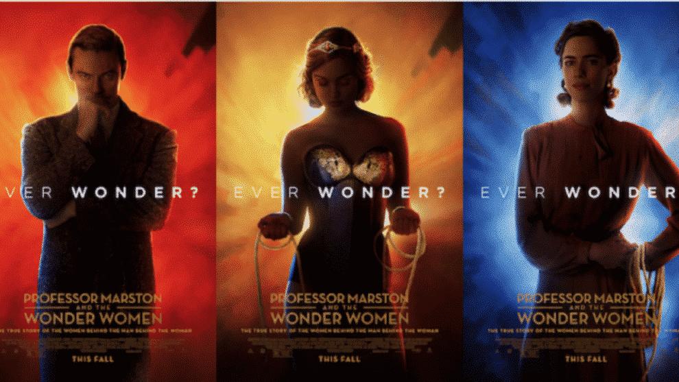 Prof Martson Wonder Women
