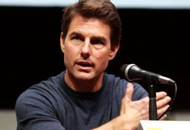 Tom Cruise being sued