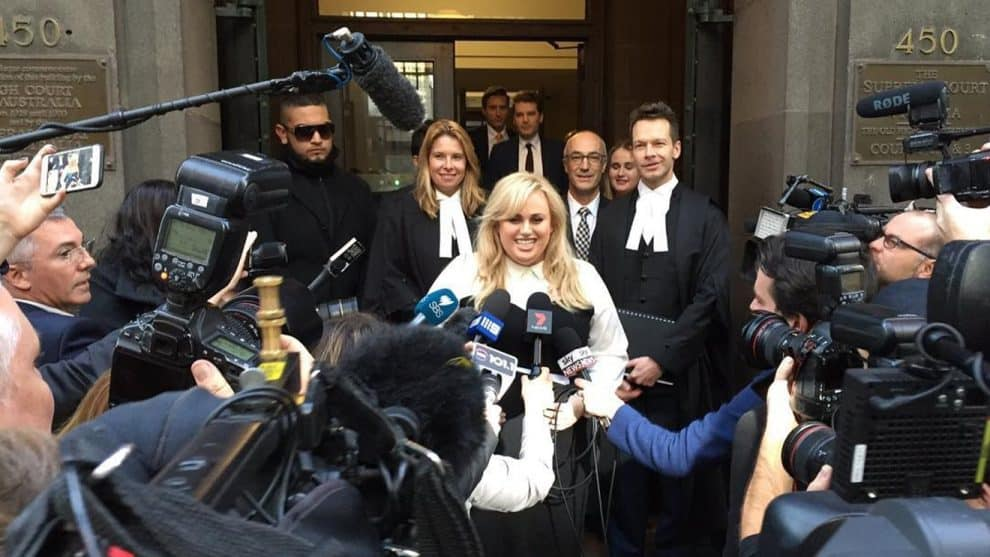 rebel wilson defamation lawsuit