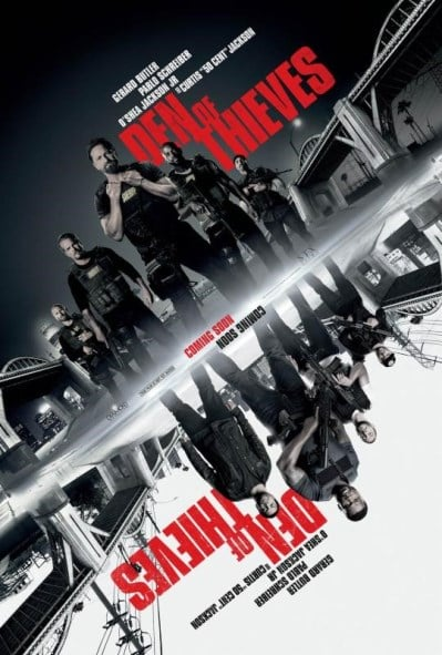 DEN OF THIEVES - One Sheet