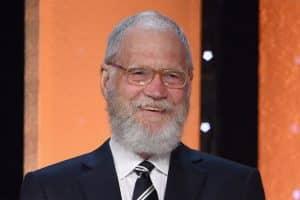 David Letterman - Mark Twain Award for Humor