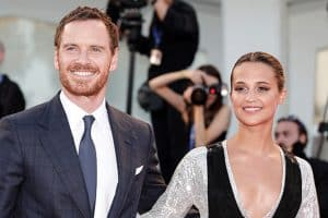 Michael Fassbender and Alicia Vikander married