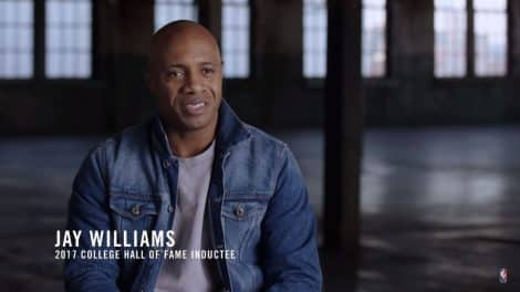 Jay Williams - best shot documentary
