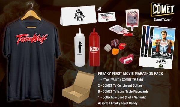 freaky feast swag pack