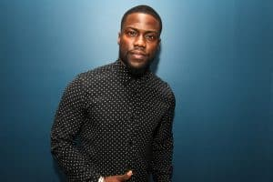 Kevin Hart in the upcoming action-comedy On the Run