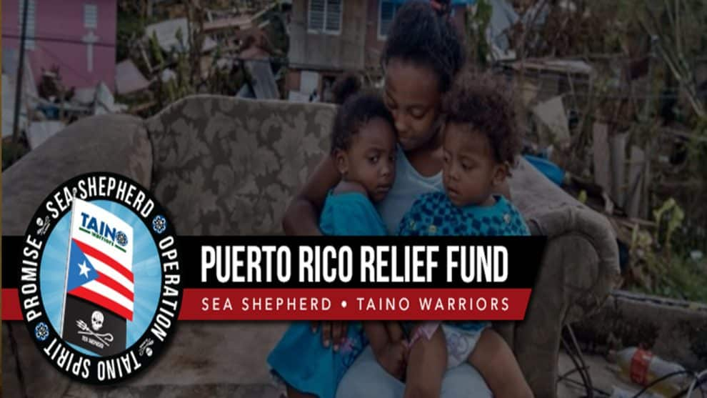 Operation Taino Spirit Promise campaign
