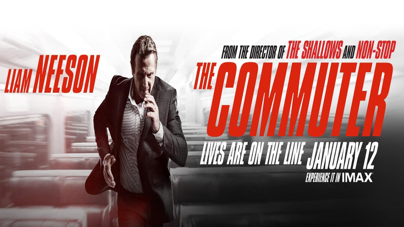 THE COMMUTER - Trailer | Zay Zay. Com