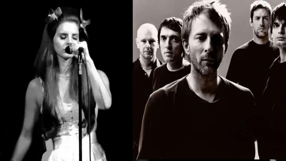 Radiohead suing Lana Del Ray for Creep
