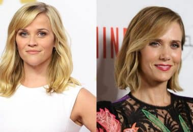 reese witherspoon and Kristen Wiig